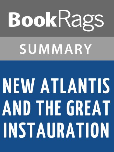 francis bacon new atlantis sparknotes
