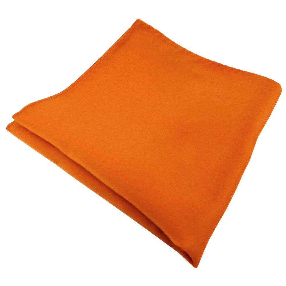 TigerTie fazzoletto - arancione tiefarancione dunkelarancione monocromatico - panno Pochette panno