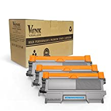 V4INK 3 Pack New Compatible Brother TN420 TN450 Toner Cartridge for Brother HL-2240 HL-2240D HL-2270DW HL-2280DW MFC-7360N MFC-7860DW Brother IntelliFax-2840 2940 DCP-7060D DCP-7065DN Printer