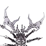 HMANE Scorpion King 3D Stainless Steel Puzzle