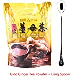 Gino Cafe Ginger Tea Powder(10 Bag) + One NineChef Coffee Spoon