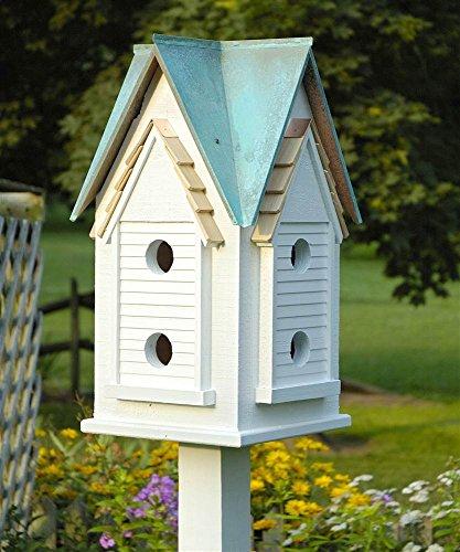 Heartwood 033B Victorian Mansion Decorative Bird -
