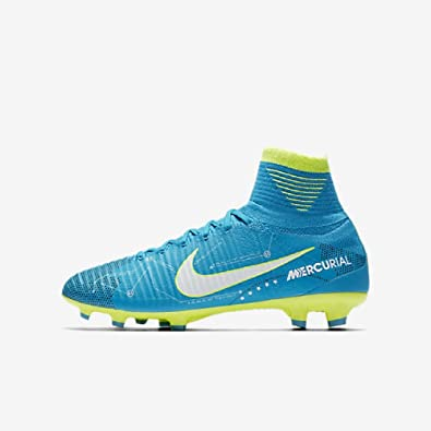 5d6bed324a77 NIKE Junior Mercurial Superfly V Df NJR FG Football Boots 921483 ...