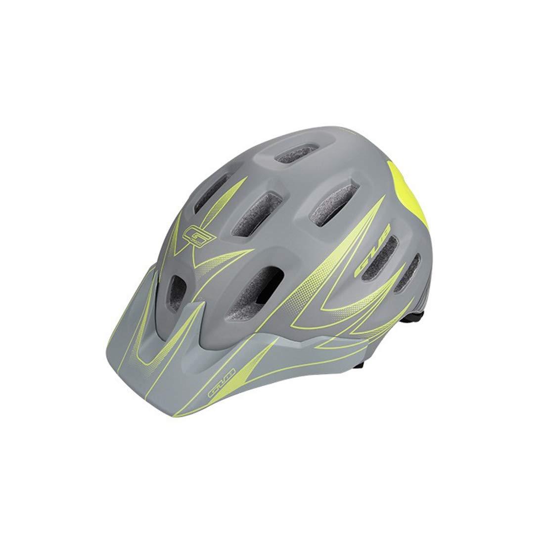 Nekovan 自転車用ヘルメット、屋外用サイクリング愛好家に最適な自転車用安全ヘルメット。 (Color : レッド)  レッド B07QHLVK37