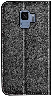 iPhone 11 PUレザー ケース, 手帳型 ケース 本革 携帯ケース 財布 カバー収納 全面保護 ビジネス 手帳型ケース iPhone アイフォン 11 レザーケース