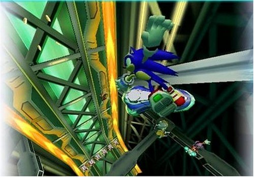 Amazon Com Sonic Riders Zero Gravity Nintendo Wii Artist Not Provided Video Games
