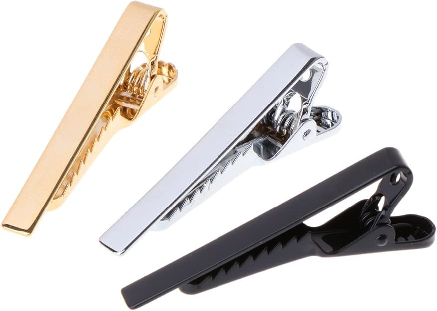 chenpaif - Clip para Corbata de Hombre de aleación, Color Mezclado ...