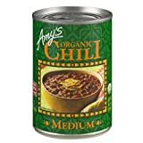 Amy's Organic Chili Medium -- 14.7 oz (Pack of 48)