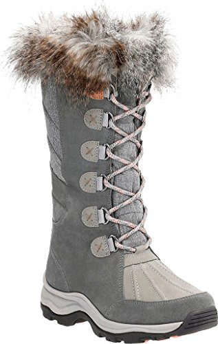 Cold Clarks Hi US Grey UK Boots Suede Wintry 5 Size 0 Weather 3 US xxCqaEfnwp