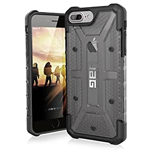UAG iPhone 7 Plus [5.5-inch screen] Plasma Feather-Light Composite [ASH] Military Drop Tested iPhone Case