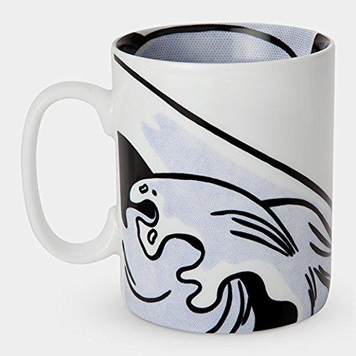 Roy Lichtenstein: Drowning Girl Mug