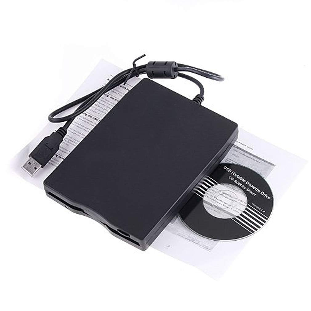Value-5-Star - U1.1/2.0 External 1.44 MB 3.5'' Floppy Disk Drive