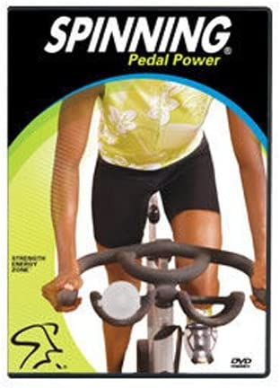 SPINNING® Fitness DVD Pedal Power - Bicicletas estáticas Fitness ...