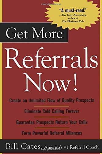 Download Get More Referrals Now! ebook