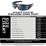 Boomer Eyeware Classic Wrap Around Designer Reading