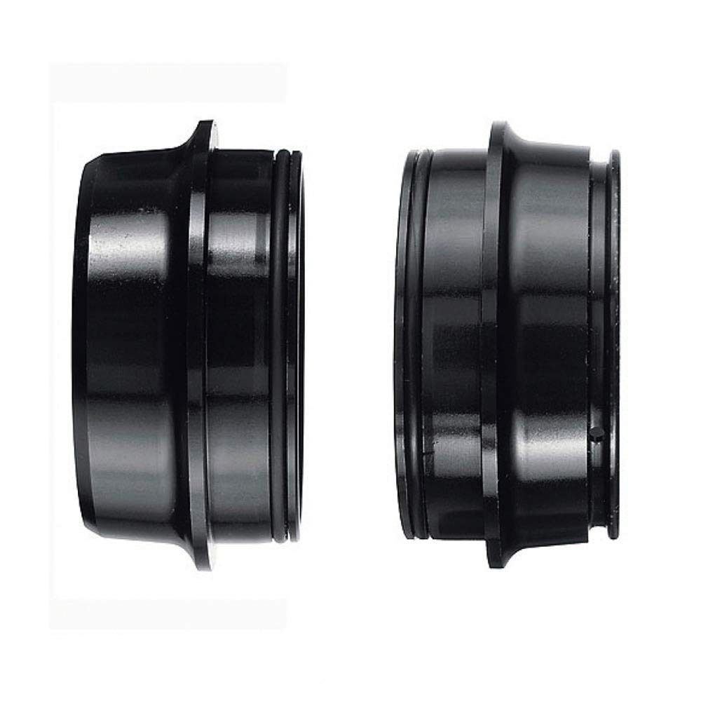 Campagnolo Torque System OS 30 Bottom Bracket Power Fit Integrated Cups Black