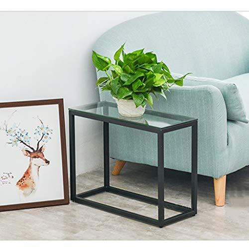 Amazon.com: Nordic Mini Coffee Table, Living Room Wrought ...