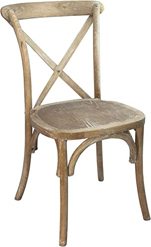 Flash Furniture X-Back Chair table