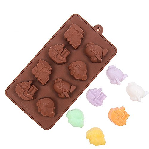 train-car-ship-airplane-ice-cube-chocolate-soap-tray-mold-silicone-party-maker-ships-from-usa