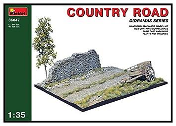 MiniArt - Maqueta de Edificio Escala 1:35 (MA36047): Amazon ...