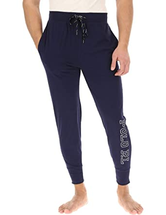 Ralph Lauren - Pantalon Jogging de Deporte Polo Color Azul Marino ...