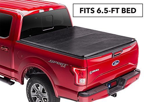 American Tonneau Company Soft Tri-fold Truck Bed Cover | 66202 | fits Dodge Ram 2009-18, 2019 Classic 1500 (6 ft 4 in bed) (American Tonneau Tri Fold Tonneau Cover Reviews)