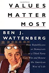 Values Matter Most: How Republicans, or Democrats, or a Third Party Can Win and Renew the American Way of Life