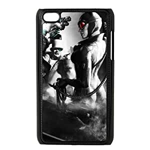 Protection Cover Ipod Touch 4 Black Phone Case Kxgjw Batman Personalized Durable Cases