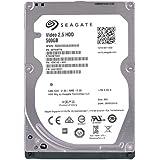 Seagate ST500VT000 500GB 2.5 SATA Hard Drive 5400RPM 16MB DVR Video Storage - 1DK142-500
