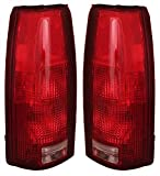 NEW TAIL LIGHT PAIR FITS CHEVROLET C3500 K1500 K2500 K3500 SUBURBAN GM2801104 5977868 GM2800104 5977867
