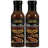 Calorie Free Barbecue Sauce - Original 12 fl oz Bottle (2 Packs)