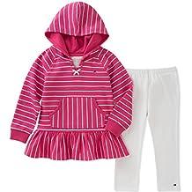Tommy Hilfiger Baby Girls Long Sleeve Tunic Set