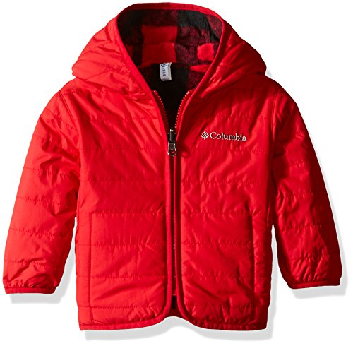 ba14f953c Amazon.com  Columbia Baby Boys  Double Trouble Jacket  Clothing