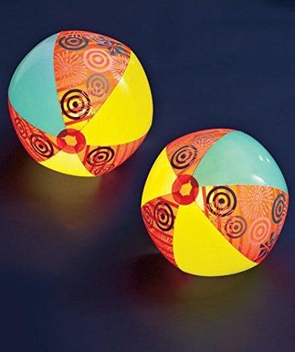 Led Lighted Beach Ball - 1