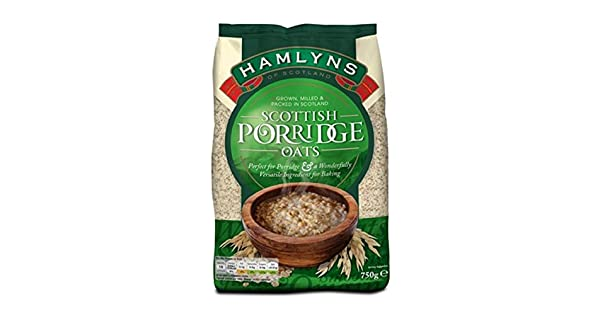 Hamlyns Scottish - Abrigo de porridge (66 ml): Amazon.com ...
