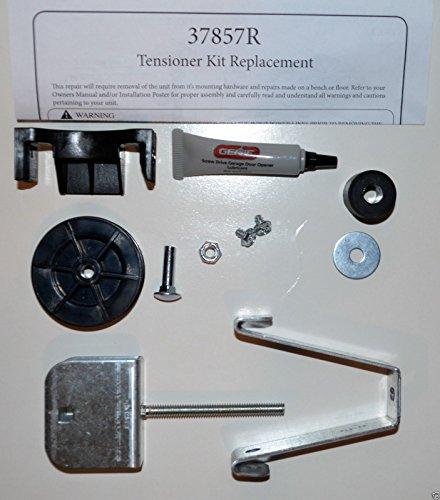 Open Sensor Assembly (Genie Tensioner Assembly 37857R Garage Door Opener Pulley Overhead Door)