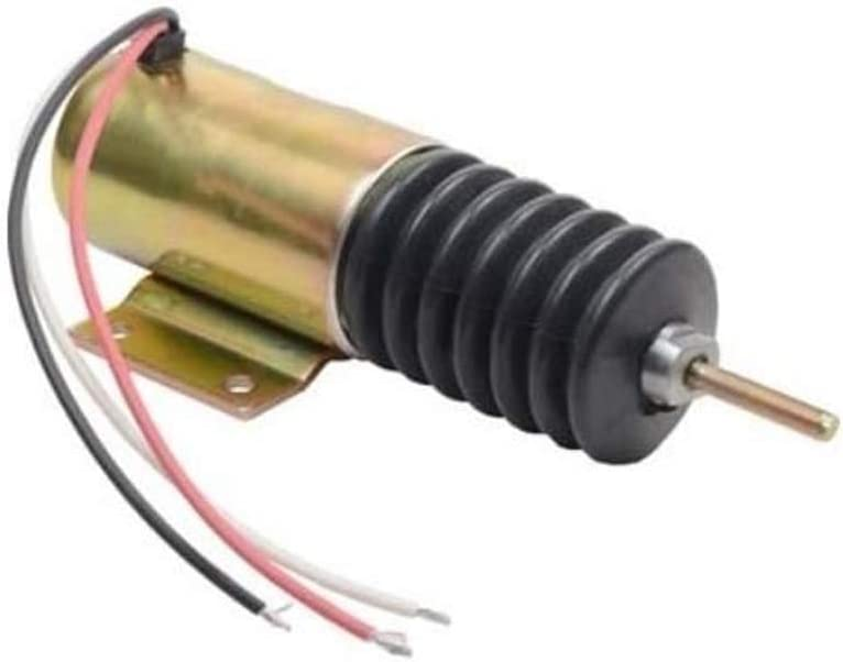 New Pull Solenoid P613-A1V12 12 Volt Trombetta for Engine Throttle Continuous Duty