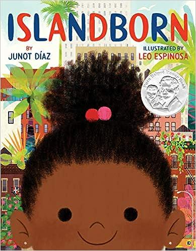 cover image, Islandborn