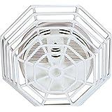Safety Technology International, Inc. STI-9601 Steel Web Stopper, 9 Gauge Corrosion Resistant Polyester Coated Cage, Flush Mount, 2.75 Depth