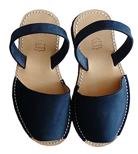 vari menorqu colori Uomini di autentici Minorca sandali Avarcas xqxwO6fH