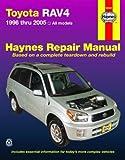 Toyota RAV4 1996 Thru 2005, Max Haynes and Ken Freund, 1563926954