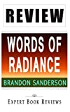 download ebook book review: words of radiance: the stormlight archive pdf epub