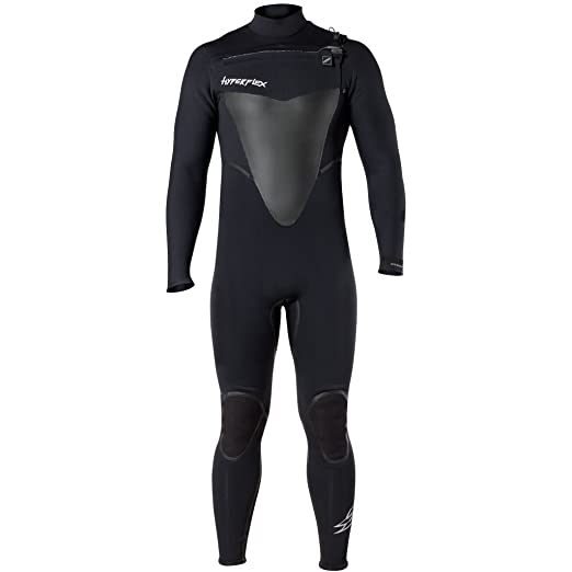 24a4019c76 Amazon.com : Hyperflex Wetsuits Men's Voodoo 4/3mm Front Zip ...