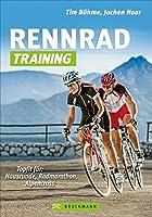 Rennrad-Training: Topfit für:Hausrunde, Radmarathon, Alpencross!