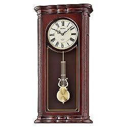 SEIKO Traditional Musical Pendulum Wall Clock - 12 in. Wide