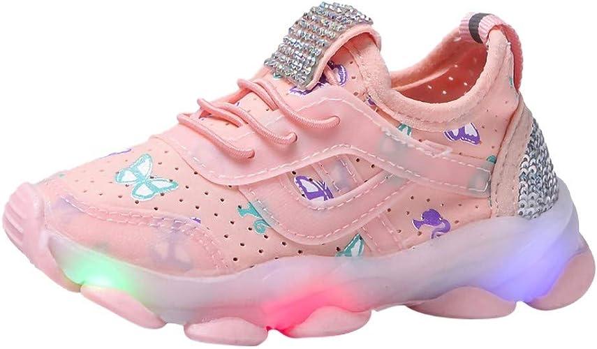 PINK ROSA SCHMETTERLINGE Turnschuhe Sportschuhe Sneakers