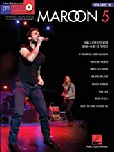 Maroon 5 - Pro Vocal Songbook & CD For Male Singers Volume 28 (Pro Vocal Men's Edition)