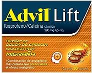 Advil Lift Analgésico Dolor de Cabeza Caja con 10 cápsulas