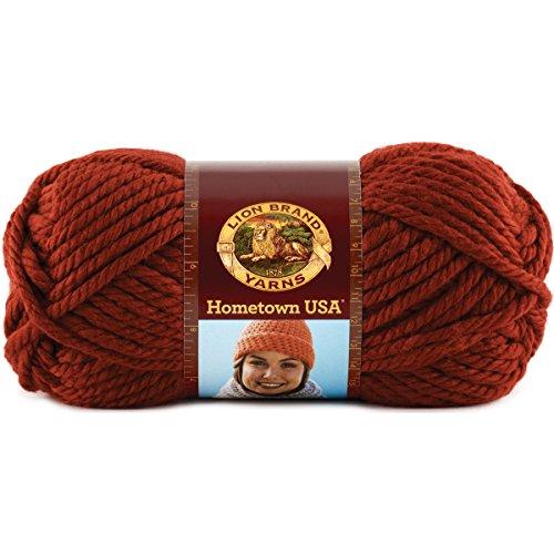Lion Brand Yarn LBY-385 Hometown USA Yarn (114) Tampa -