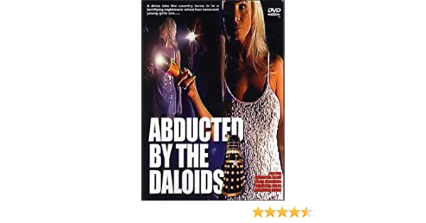 abducted by the daloids dvd